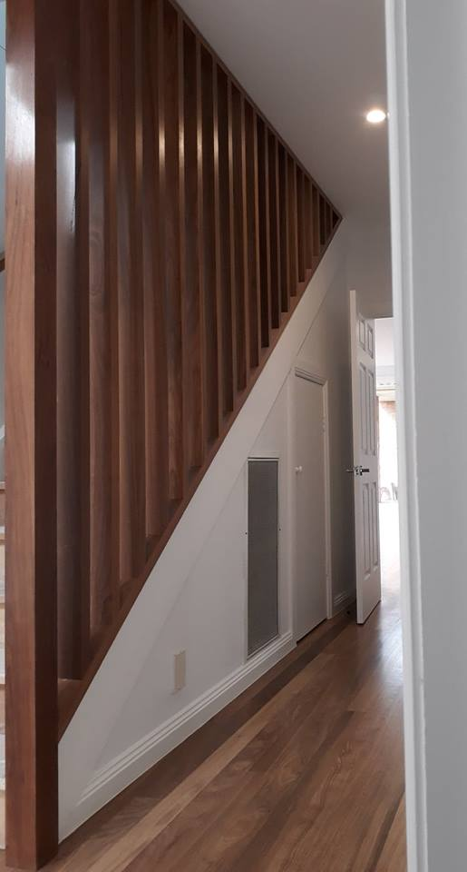 Timber Feature Mortar Life Quality Builders Renovations And